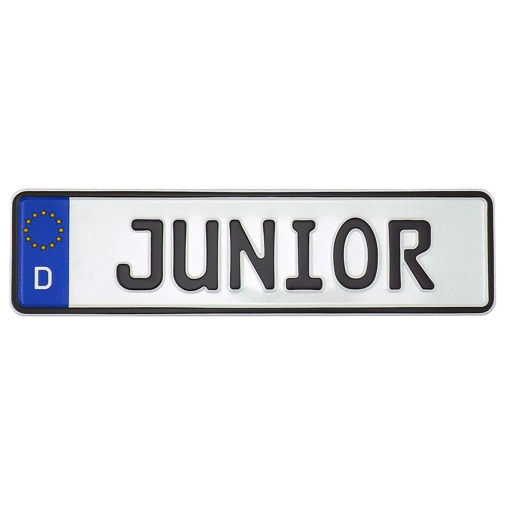 7c956d9945 Juniorkennzeichen online bestellen