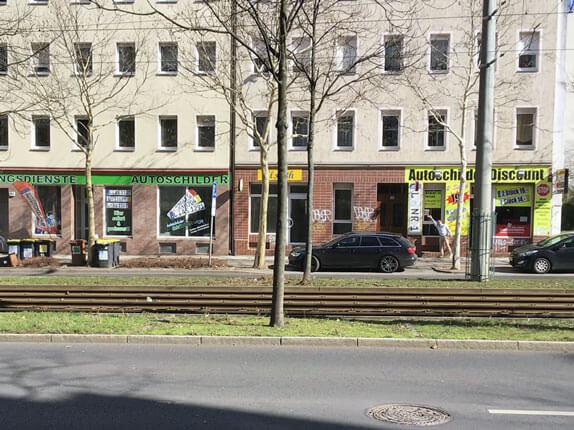 Schillderpartner für Autoschilder in Leipzig