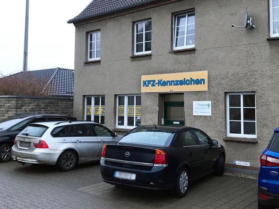 Schillderpartner für Autoschilder in Perleberg