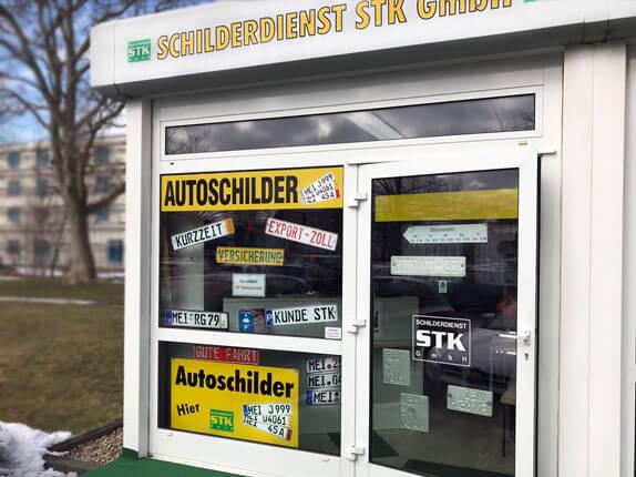 Schillderpartner für Autoschilder in Riesa