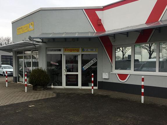 Schillderpartner für Autoschilder in Kempen