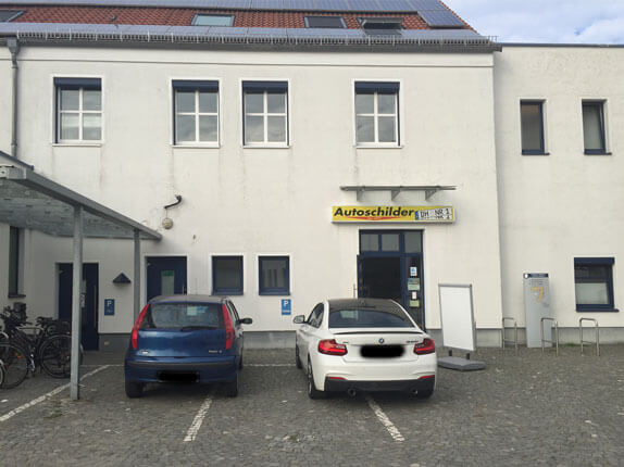 Schillderpartner für Autoschilder in Diepholz