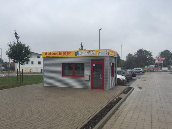Schillderpartner für Autoschilder in Bruchhausen-Vilsen