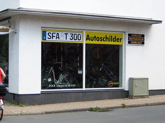 Schilderpartner für Autoschilder in Schneverdingen