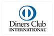 Zahlung per Diners Club-Karte
