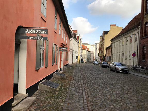 Schilderpartner für Autoschilder in Stralsund