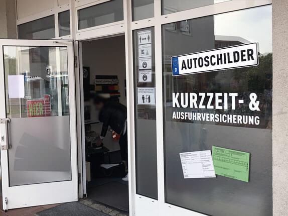 Schilderpartner für Autoschilder in Werder