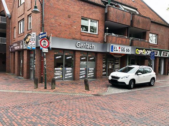Schilderpartner für Autoschilder in Lingen