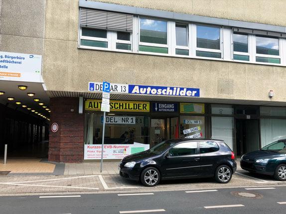 Schilderpartner für Autoschilder in Delmenhorst