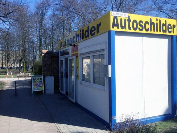 Schilderpartner für Autoschilder in Frankfurt Oder