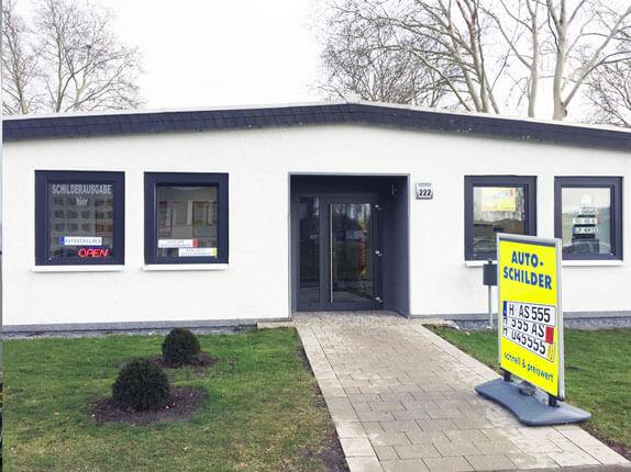 Schilderpartner für Autoschilder in Lippstadt