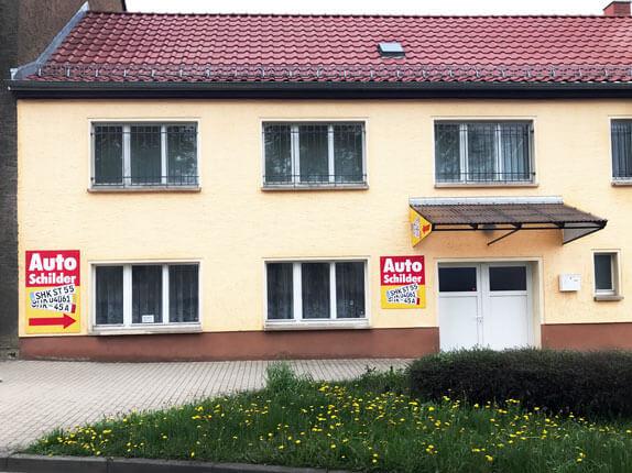 Schilderpartner für Autoschilder in Eisenberg