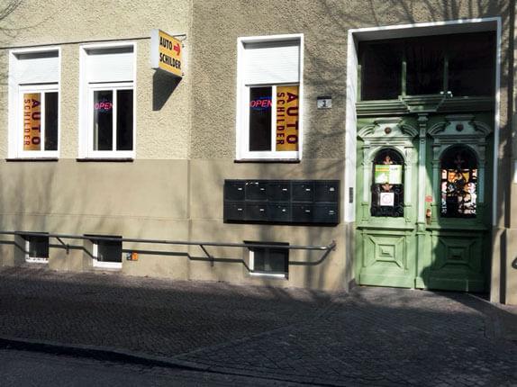 Schilderpartner für Autoschilder in Oranienburg