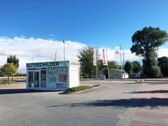 Schilderpartner für Autoschilder in Bernburg