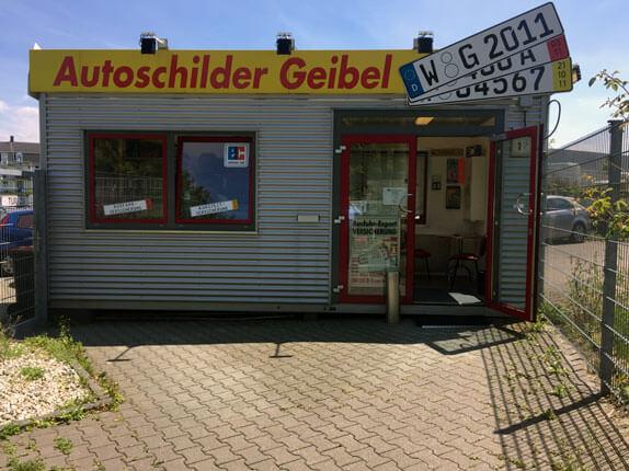 Schillderpartner Buffalo GmbH in Wuppertal