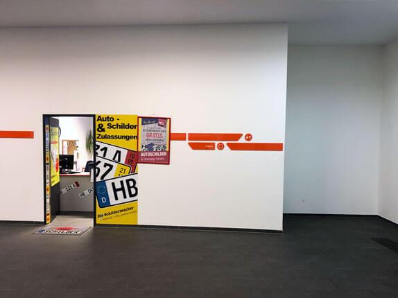 Schilderpartner für Autoschilder in Bremen (Nord)