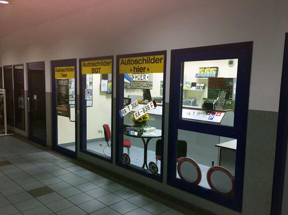 Schilderpartner für Autoschilder in Rastatt