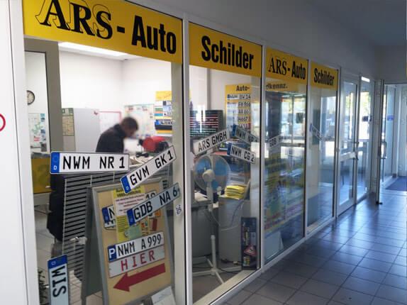 Schilderpartner für Autoschilder in Grevesmühlen