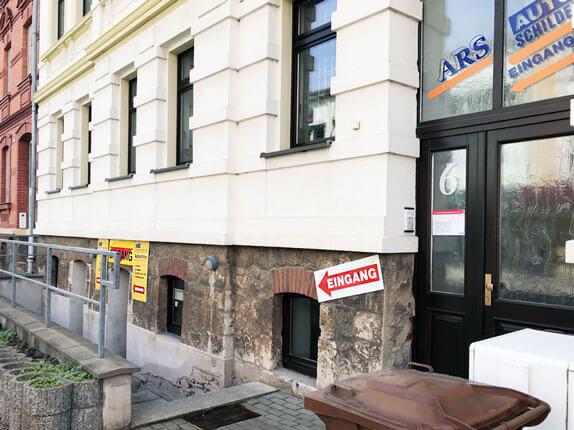 Schilderpartner für Autoschilder in Pößneck