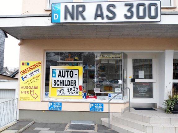 Schillderpartner Buffalo GmbH in Asbach