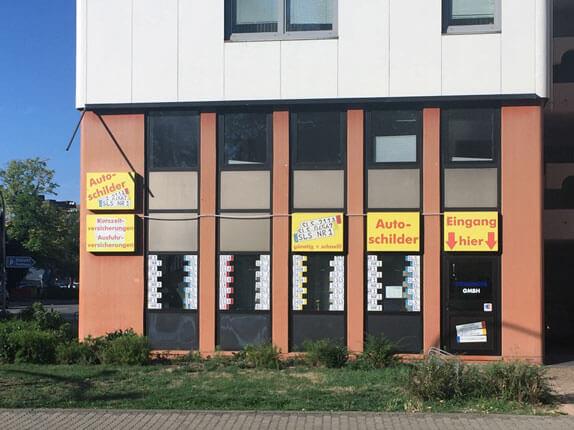 Schilderpartner für Autoschilder in Saarlouis