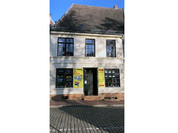 Schillderpartner für Autoschilder in Wismar