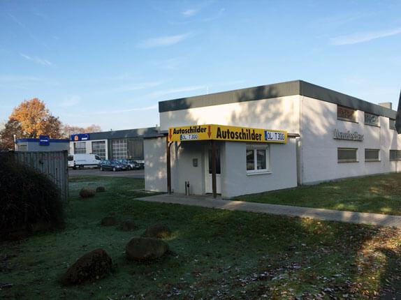 Schilderpartner für Autoschilder in Wildeshausen