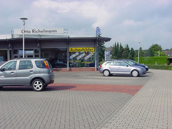 Schilderpartner für Autoschilder in Bad Bentheim