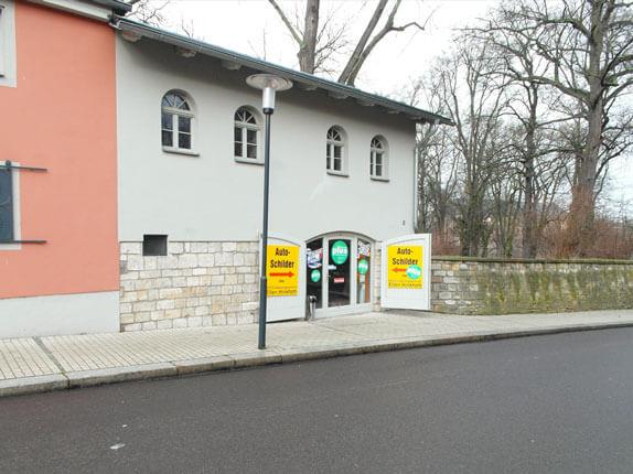 Schilderpartner für Autoschilder in Weißenfels